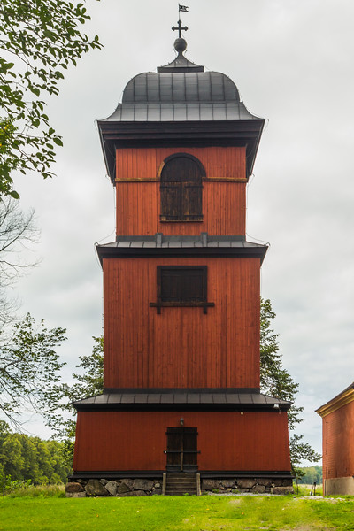 SWEDEN-SIGTUNA-ST. MARY'S CHURCH