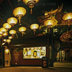 "Tivoli gardens detail ""Asian Station"""
