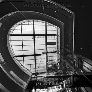 Goteborg train station (Nils Ericson Platsen 3) elevator, August 2010.