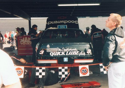 Dale's Car