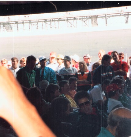 Driver's Meeting 2nd view