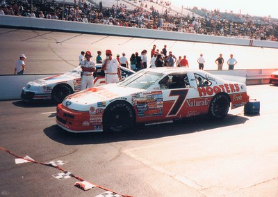 Alan Kulwicki's car