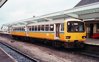 143 320 at Middlesbrough on 10th February 1990