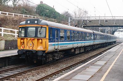 312 726 at Hartford on 17th January 1996