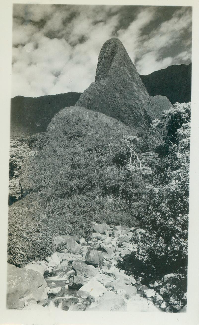 Iao Needle, Maui