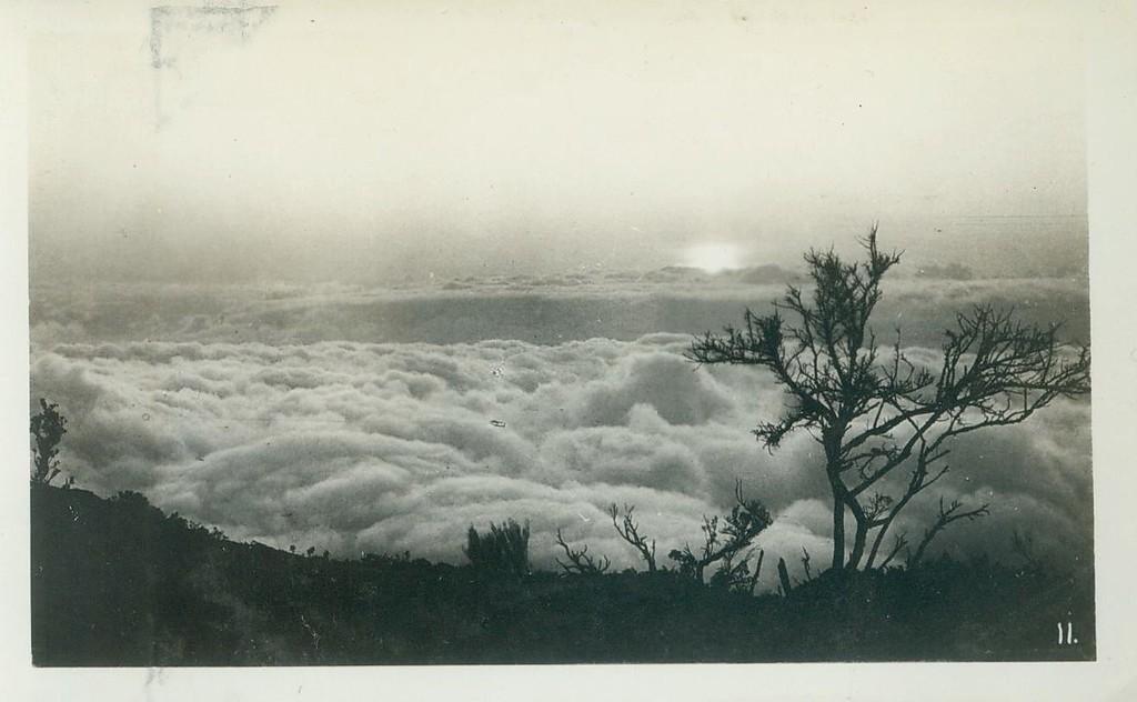 Haleakala Lookout - Sunrise