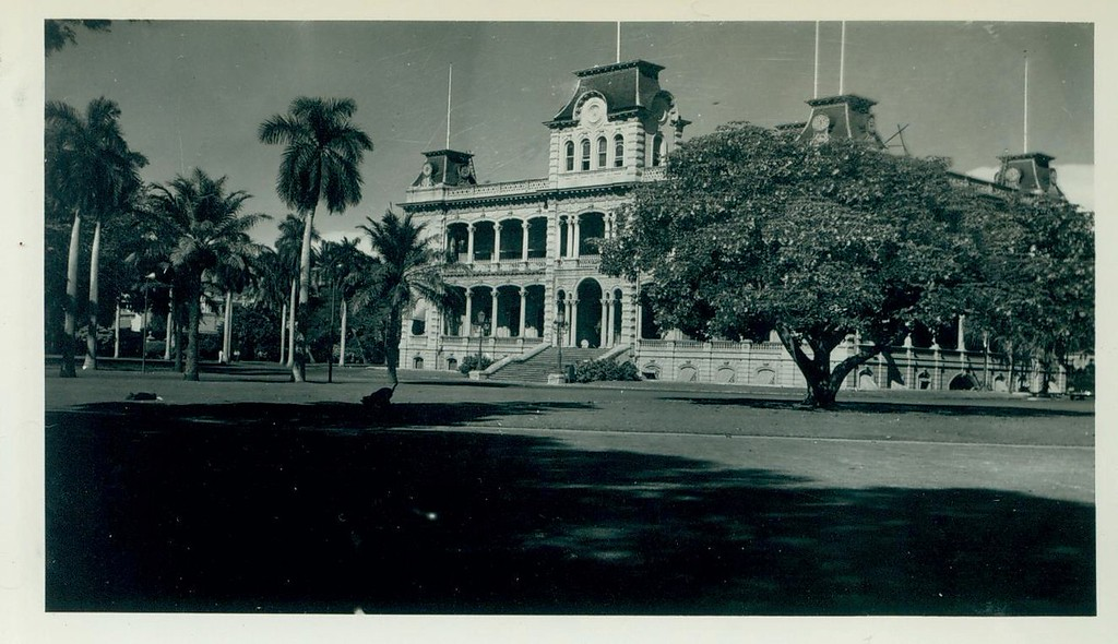 Oahu - `Iolani Palace