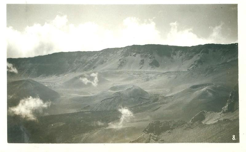 Haleakalā caldera
