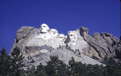 Mt Rushmore 1971