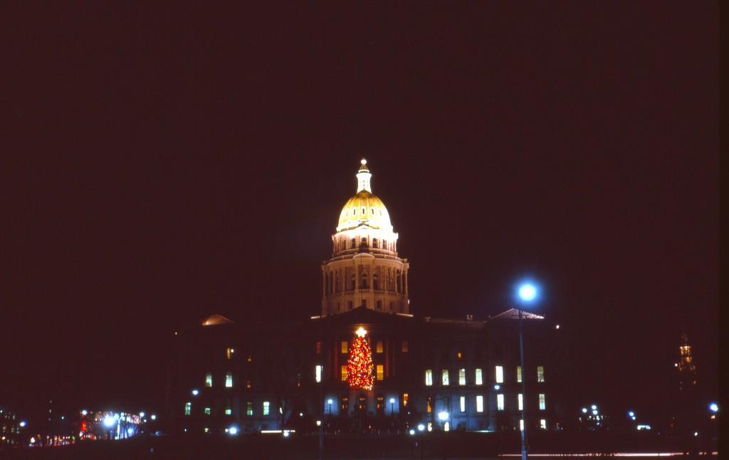 State Capital in Denver