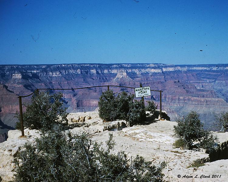 Grand Canyon - Maricopa Point