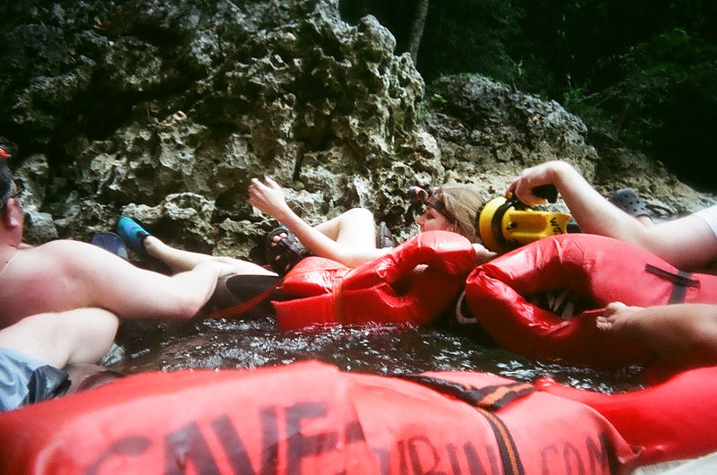 Butts Up Tube Adventures in Belize