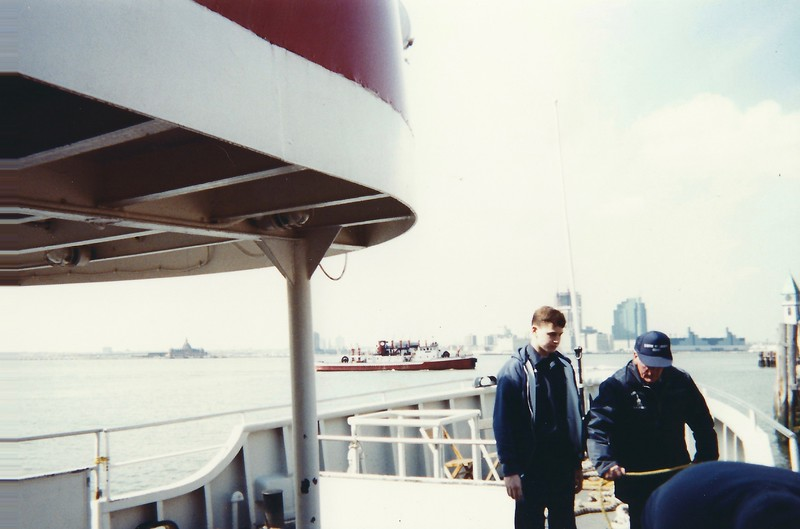 Cathy's NYC Band Trip - 1991