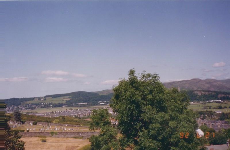 Cathy's Handbell Europe Trip 1992