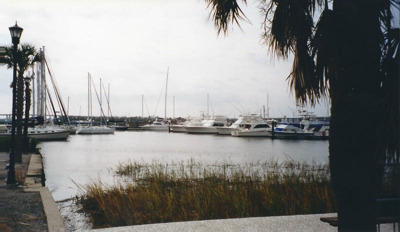 Marina Fort Sumpter