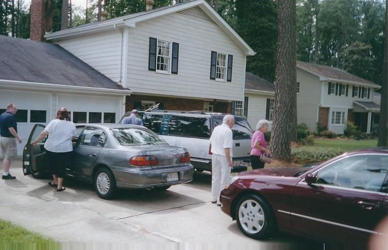 Pearce Family Reunion - 2004