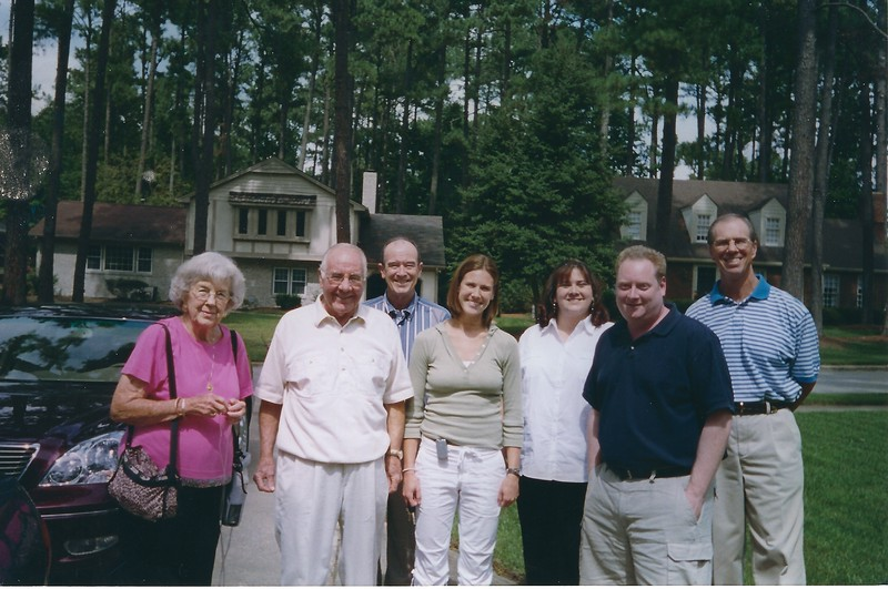 Pearce Family Reunion - 2004