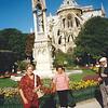Aunt Dottie in Paris