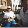 Aunt Dottie in Venice, Italy