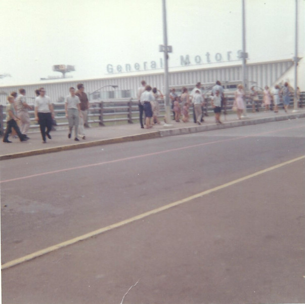 New York, new York - 1960's