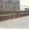 Diane (mom) in front of U.N.