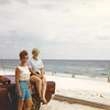 Diane and Susan at Beach