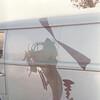 Cobra Helicopter oin John Wright's Van