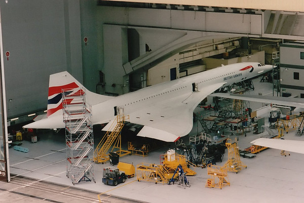 London Heathrow (Work) : 1996 to 1999