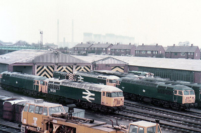 56126 Behind is 56106 and next to it 56022 Knottingley (KY).