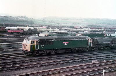 56074 'Kellingley Colliery' Healy Mills (HM).