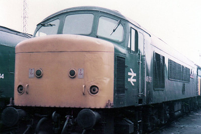 46026 'Leicestershire and Derbyshire Yeomanry' Toton (TO).