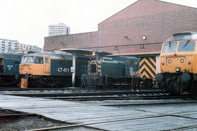 47411 03371 Gateshead Depot.