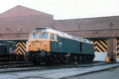 47569 Gateshead Depot.