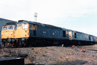 26003 Millerhill Depot.