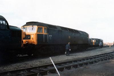 47117 Millerhill Depot.