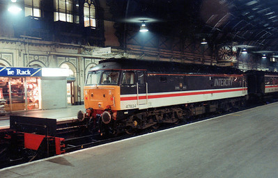47834 'Fire Fly' at Paddington.