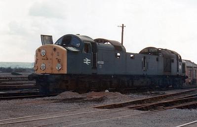 40032 'Empress of Canada' Swindon Works (ZL).