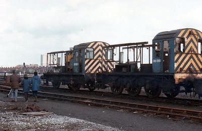 08380 & 08055 Swindon Works (ZL).