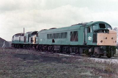 45021 & 40010 Swindon Works (ZL).