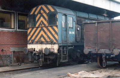 08216 Swindon Works (ZL).