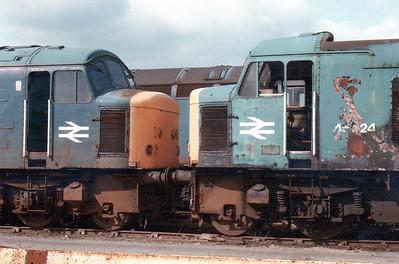 46038 & 45024 Swindon Works (ZL).