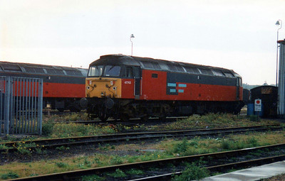 47763 on Derby Etches Park.