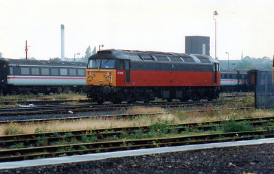 47635 on Derby Etches Park.