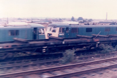 83001? awaiting a tow to Vic Berrys