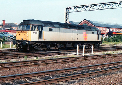 47188 passing Chester L/Engine.