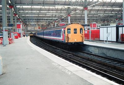 DEMU 205009 at Waterloo