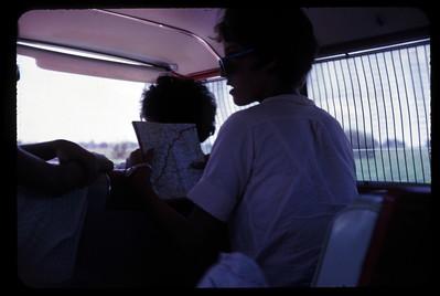 August 1964 trip