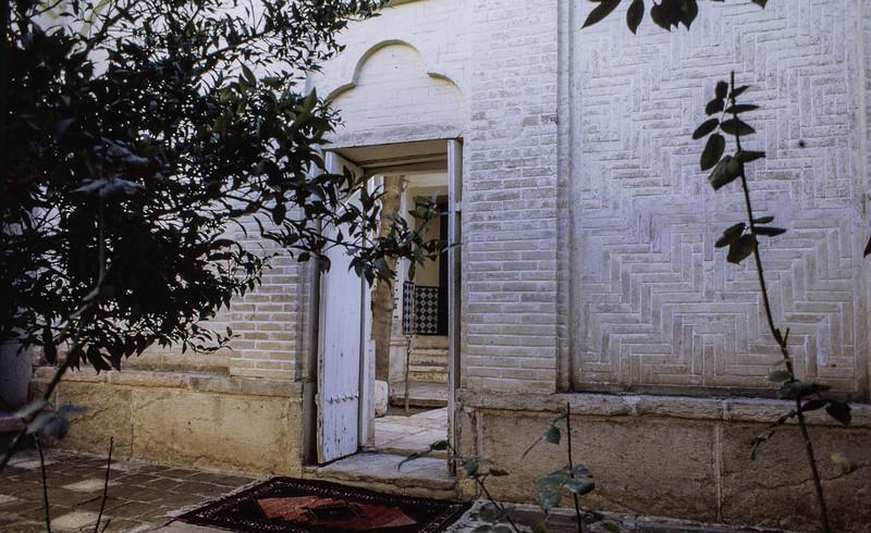 1971 Shiraz, Iran - House of the Bab - 3-Edit