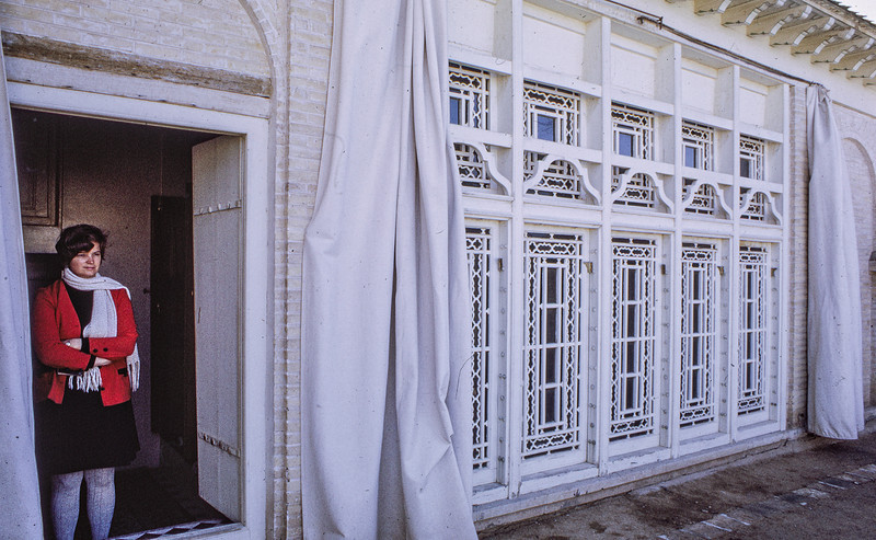 1971 Shiraz, Iran - House of the Bab - 2-Edit