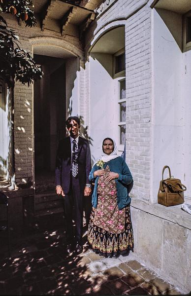 1971 Shiraz, Iran - House of the Bab - 4-Edit